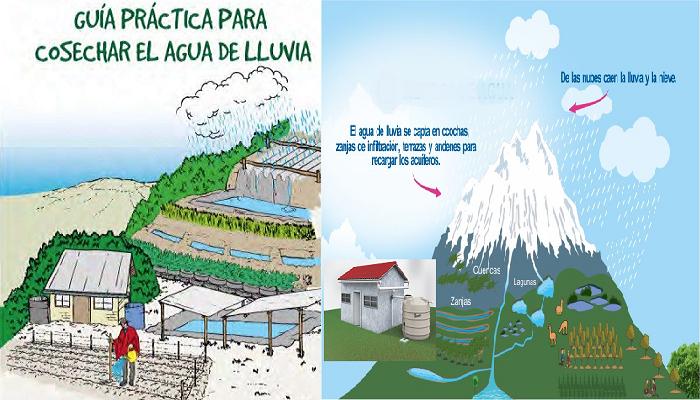 Guía Practica Para Cosechar Agua de La Lluvia PDF.