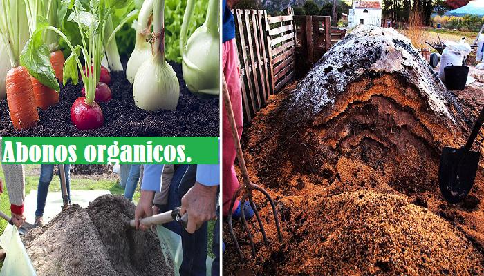 Manual para la preparación de Abonos orgánicos.